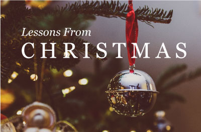 Lessons from Christmas